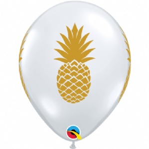 Pineapple Latex Balloons | Free Delivery